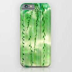 Green Genesis Slim Case iPhone 6s