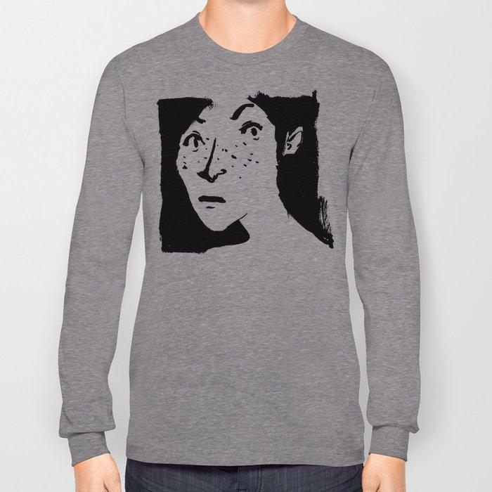 Women portrait Long Sleeve T-shirt
