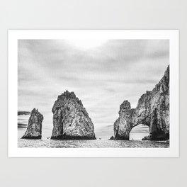 Los Cabos Arches Art Print
