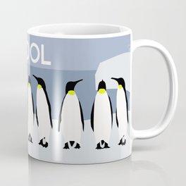 Penguins art print Coffee Mug