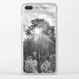 The World is a Dream Clear iPhone Case