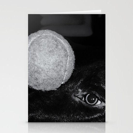 Keep Your Eye On The Ball Stationery Cards
