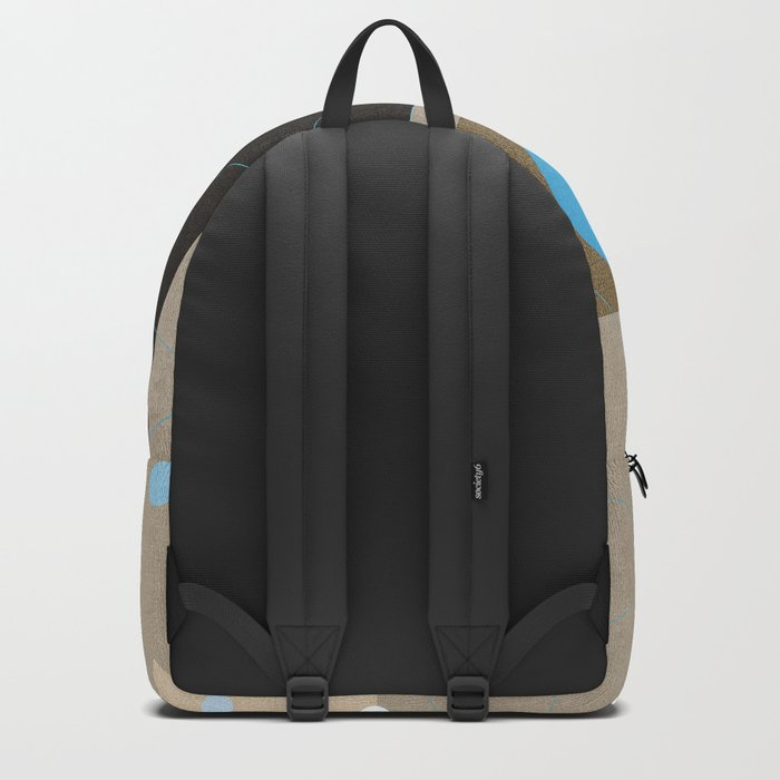 Geometric/Abstract 7 Backpack