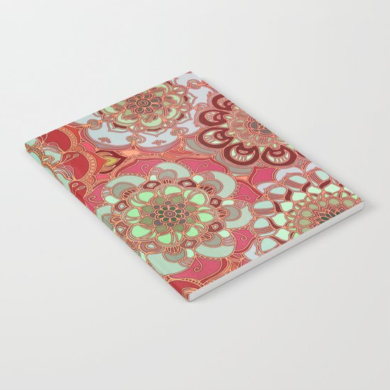 Baroque Obsession Notebook