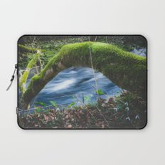 Enchanted magical forest Laptop Sleeve
