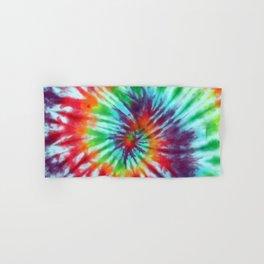 Tie Dye Hippie Hand & Bath Towel