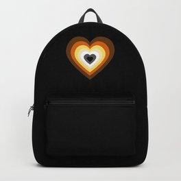 Bear Heart Backpack