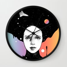 If You Were My Universe Wall Clock