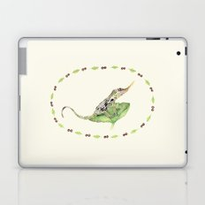 The Horned Anole Laptop & iPad Skin