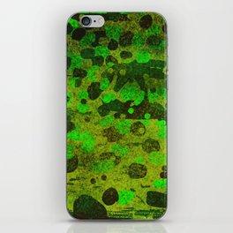 colorfluo iPhone Skin