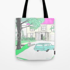 The Virgin Suicides I Tote Bag