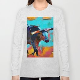 Texas Longhorn Long Sleeve T-shirt