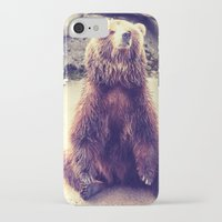teddy bear iPhone & iPod Cases featuring Teddy? by Gato Gris Games