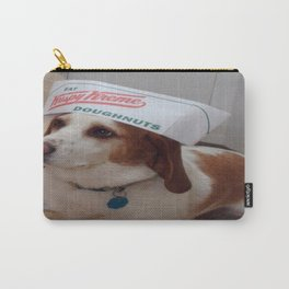 Odie the Doughnut Hound Carry-All Pouch