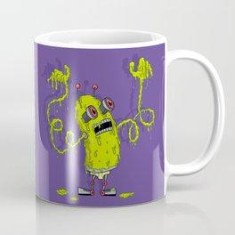 Snot Bot Coffee Mug
