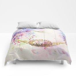 Wisteria Dream Comforters
