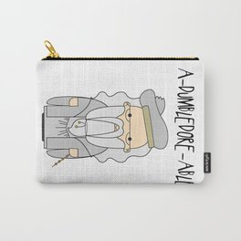 A-DUMBLEDORE-ABLE.  Carry-All Pouch