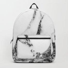 white marble III Backpack