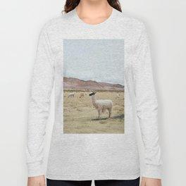 Alpaca Long Sleeve T-shirt
