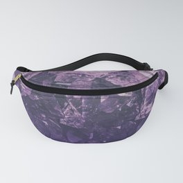 Amethyst Gem Dreams Fanny Pack