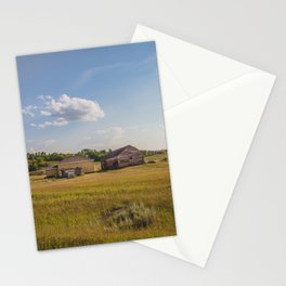 Fort Clark, ND 3 Stationery Cards
