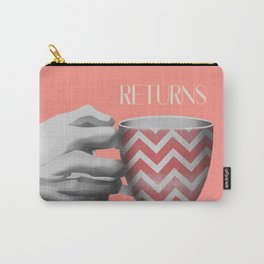 "Set of posters:""TWIN PEAKS"" Carry-All Pouch"