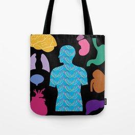 Human Body_B Tote Bag