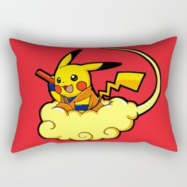 Pikagoku - Parody Rectangular Pillow