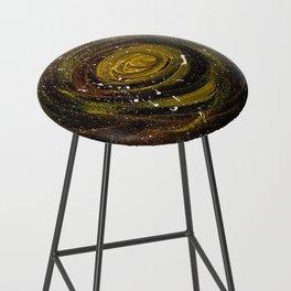 My Galaxy (Mural, No. 10) Bar Stool