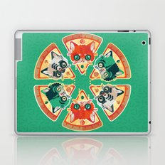 Pizza Slice Cats  Laptop & iPad Skin