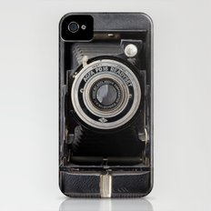 Vintage Agfa Camera iPhone (4, 4s) Slim Case