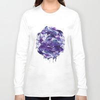 mineral Long Sleeve T-shirts featuring Mineral by Lindella