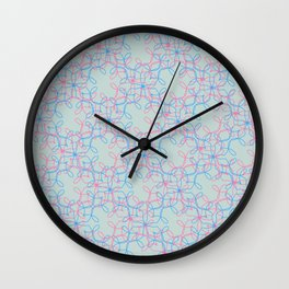 Spain .siesta Wall Clock