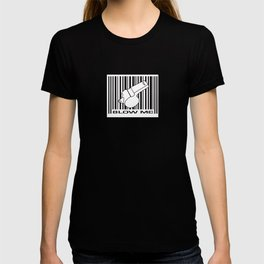 Blow me - a little ref love from lucy D T-shirt