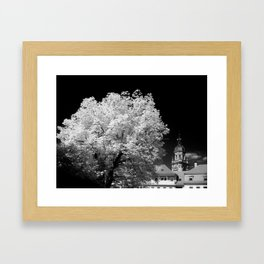 German Church II Framed Art Print