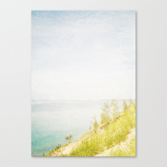 Dream Big Hillside Canvas Print