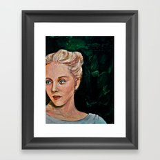 Sylvia Framed Art Print