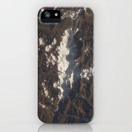Peruvian Andes iPhone Case