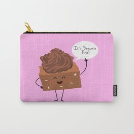 BROWNIE TIME Carry-All Pouch