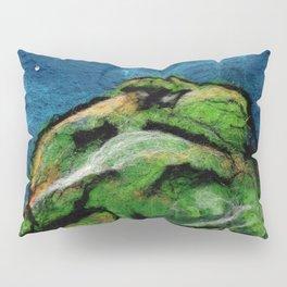Mysterious Hill Pillow Sham