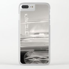 Growth. 130_11 Clear iPhone Case