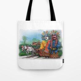 Ondel-ndel Tote Bag