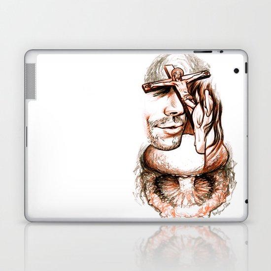 Apocalypse kiss Laptop & iPad Skin