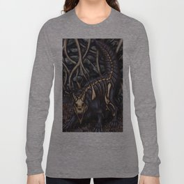 Spooked Morlock Cub Long Sleeve T-shirt