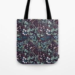 Meadow pattern. Tote Bag