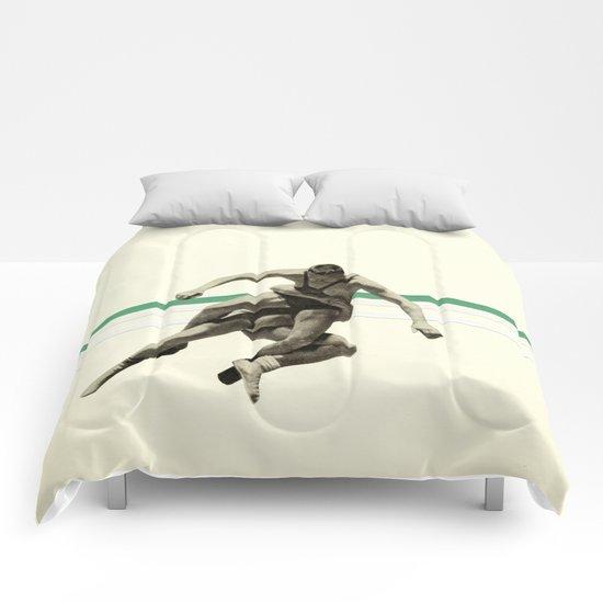 The Wrestler Comforters
