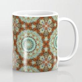 Bohemian Snowflake Coffee Mug