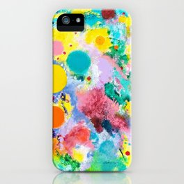 """Joyous Spirit"" iPhone Case"