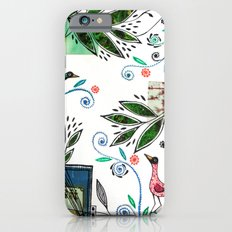 Through the jungle web Slim Case iPhone 6s