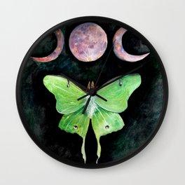 Le Lune Wall Clock